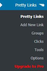 کوتاه کردن لینکها در وردپرس با Pretty Link