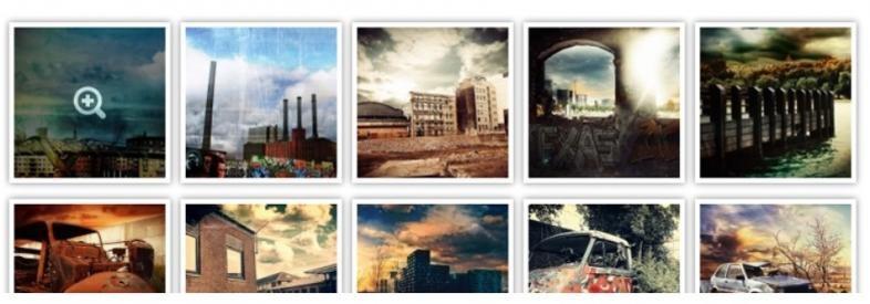 گالری تصاویر رسپانسیو وردپرس