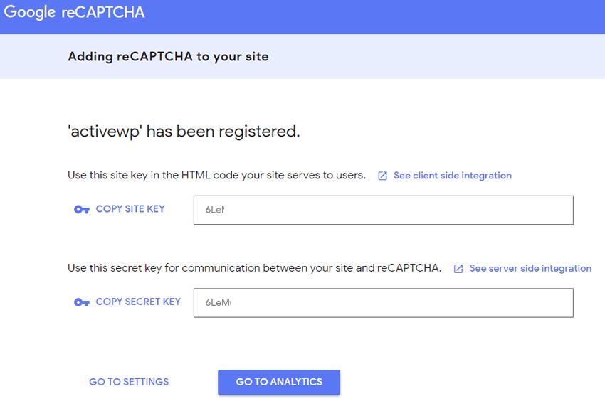 کد امنیتی گوگل در وردپرس با افزونه Google Captcha