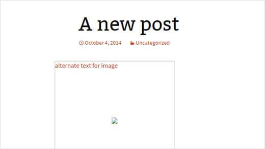 متن جایگزین (alt) تصاویر محصول